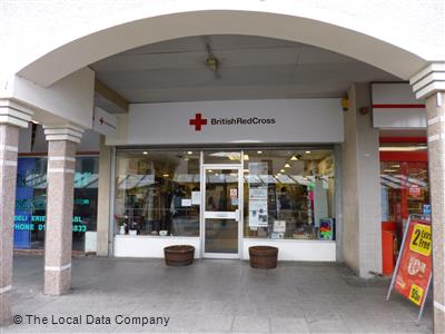 British Red Cross Shop