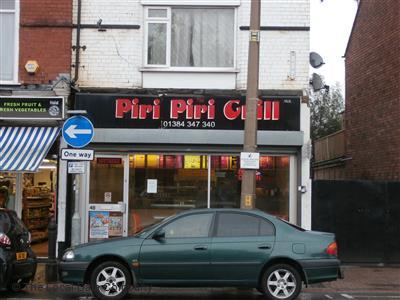 Piri Piri Grill
