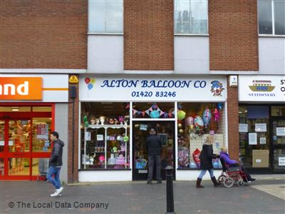 Alton Balloon Co