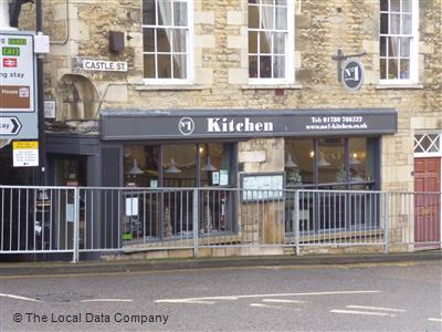 No 1 Kitchen - Local Data Search