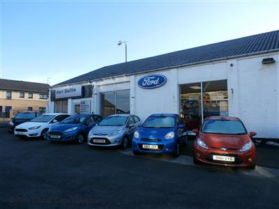 Kerr Baillie Ford Dealership