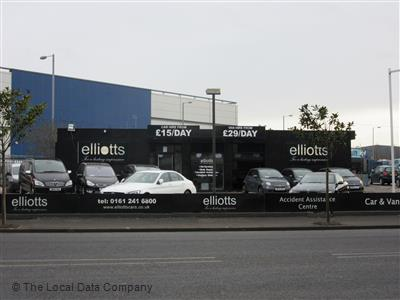 Elliots Car Hire
