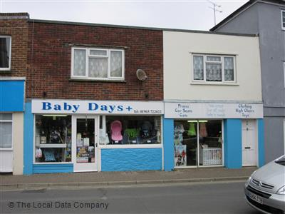 Baby Days Plus