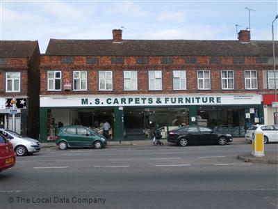 M S Carpets & Furniture