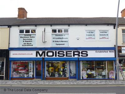 Moisers