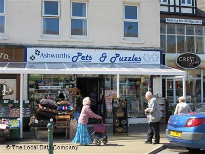 Ashworths Pets & Puzzles