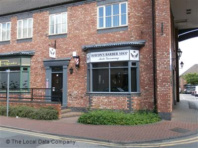 Man Cave Cannock : Haydn's barber shop local data search