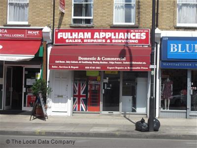 Fulham Appliances