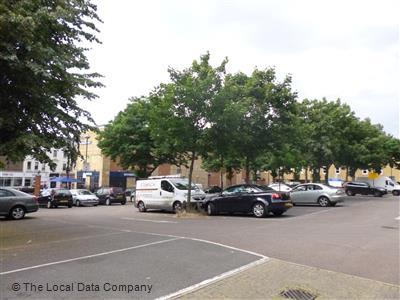 Greenwich High Road Car Park