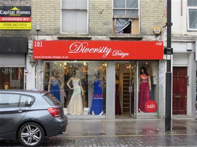 Finsbury Park Wome Fashion Shops
