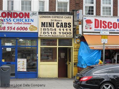 london radio cabs