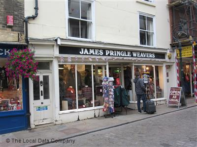 James Pringle Weavers