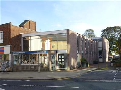 Pudsey Library