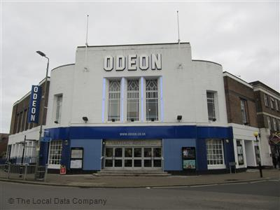 odeon cinemas has a slogan of Every cinema is designed to provide guests with their favourite food and drinks,  comfortable  seven of our cinemas have so far been refurbished in the uk and .