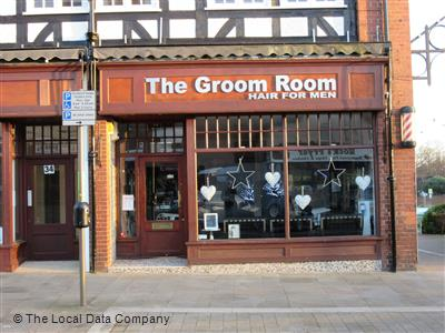 The Groom Room - Local Data Search