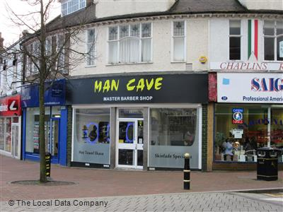Man Cave Cannock : Man cave local data search