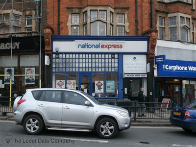 National Express Ticket Office