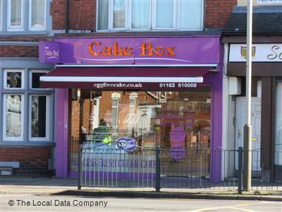 Cake Box Local Data Search