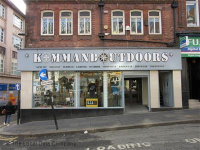 Kommand Outdoors