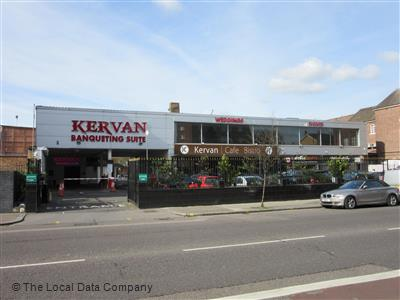 Kervan Banqueting Suite Local Data Search