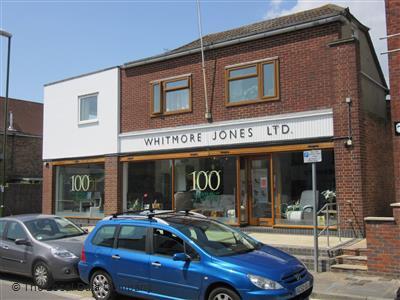 Whitmore Jones