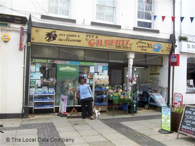 Gilberts Pet Shop