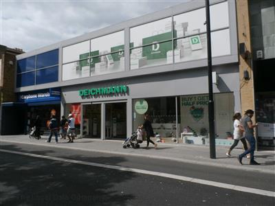 Deichmann Shoe Shops Uk