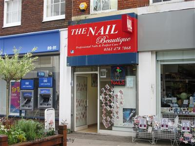 Tinas Nail Studio Local Data Search