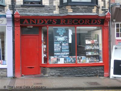 Andy's Records