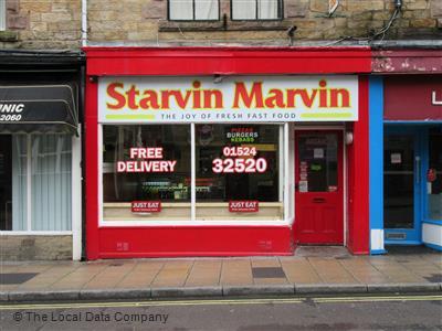 Starvin Marvin