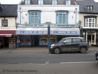 The Honiton Toy Shop