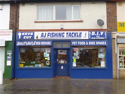 A J Fishing Tackle