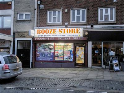 Booze Store