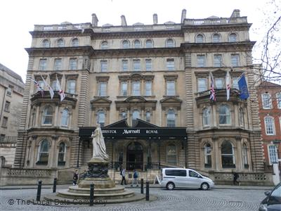 Bristol marriott royal hotel local data search for Bristol university swimming pool opening times