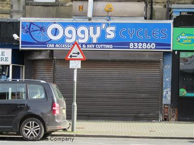 Oggy's Cycles