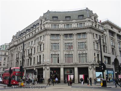 Sports Goods Shops. 236 Oxford Street London, W1C 1DE. . Niketown
