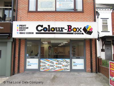 Colour Box