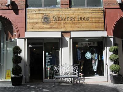 Weavers Door & Cavern Menswear - Local Data Search