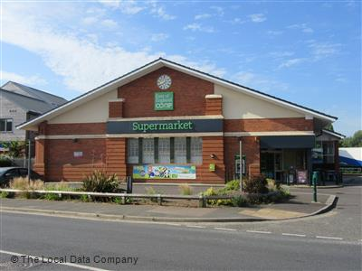 East of England Co-operative Supermarket