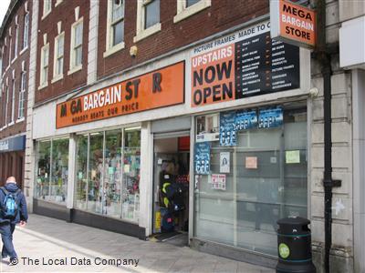 Mega Bargain Store
