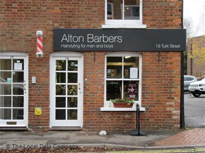 Alton Barbers