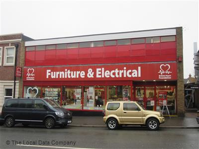 British Heart Foundation Furniture & Electrical