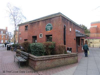 Abingdon Library