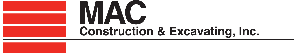 Mac Construction - logo