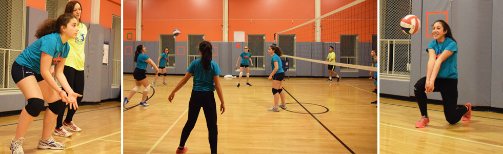 Air city chicks volleyball