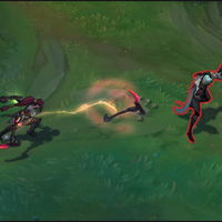 Headhunter Akali skin screenshot
