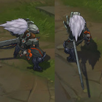 PROJECT: Yasuo skin screenshot