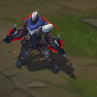 PROJECT: Zed skin screenshot
