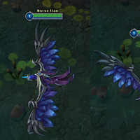 Blackfrost Anivia skin screenshot