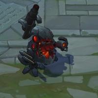 Battlecast Kog'Maw skin screenshot